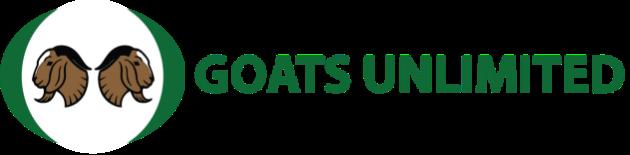Goats Unlimited Logo